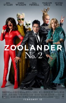 Watch Zoolander 2 Online